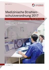 Cover Medizinische Strahlenschutzverordnung 2017