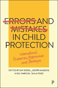 Cover Errors and Mistakes in Child Protection