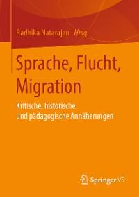 Cover Sprache, Flucht, Migration