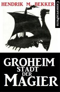 Cover Groheim - Stadt der Magier