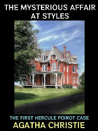 Cover The Mysterious Affair at Styles