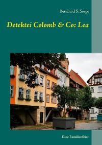 Cover Detektei Colomb & Co: Lea