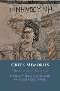 Cover Greek Memories