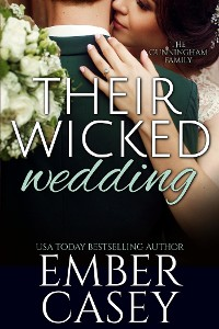 Cover Their Wicked Wedding (The Cunningham Family, Book 5)