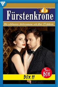 Cover Fürstenkrone Box 11 – Adelsroman