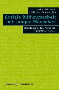 Cover Soziale Bildungsarbeit mit jungen Menschen