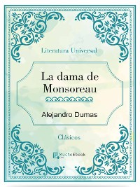 Cover La dama de Monsoreau