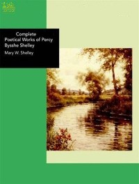 Cover The Poetical Works of Percy Bysshe Shelley