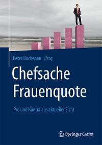 Cover Chefsache Frauenquote