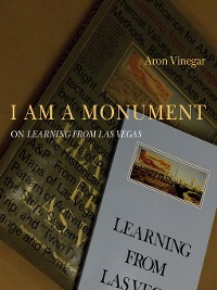 Cover I AM a MONUMENT