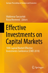 Cover Effective Investments on Capital Markets