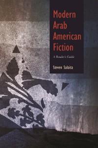 Cover Modern Arab American Fiction