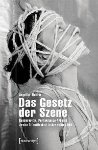 Cover Das Gesetz der Szene