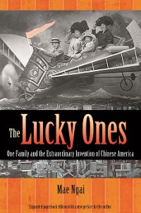 Cover The Lucky Ones