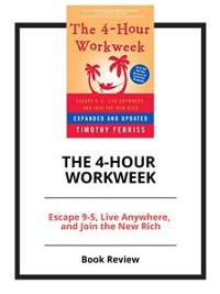 Cover The 4-Hour Workweek