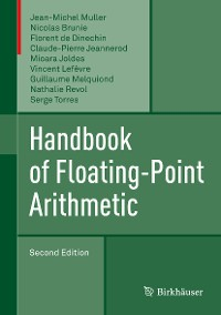 Cover Handbook of Floating-Point Arithmetic