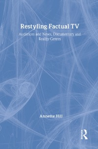 Cover Restyling Factual TV