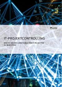Cover IT-Projektcontrolling. Was ist bei der Umsetzung von IT-Projekten zu beachten?