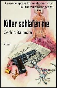 Cover Killer schlafen nie