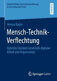 Cover Mensch-Technik-Verflechtung