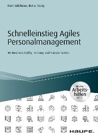Cover Schnelleinstieg Agiles Personalmanagement - inklusive Arbeitshilfen online