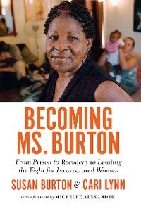 Cover Becoming Ms. Burton