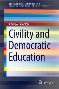 Cover Civility and Democratic Education