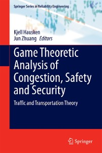 Cover Game Theoretic Analysis of Congestion, Safety and Security