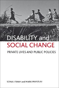 Cover Disability and social change