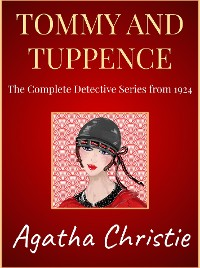 Cover Tommy and Tuppence