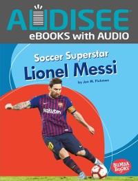 Cover Soccer Superstar Lionel Messi