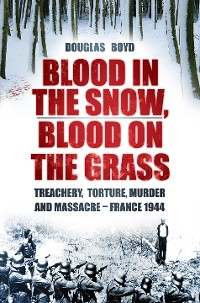 Cover Blood in the Snow, Blood on the Grass