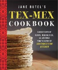 Cover Jane Butel's Tex-Mex Cookbook