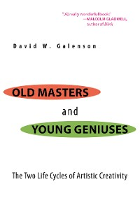 Cover Old Masters and Young Geniuses