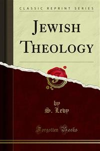 Cover Jewish Theology