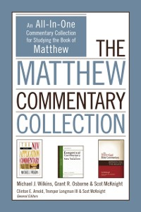 Cover Matthew Commentary Collection