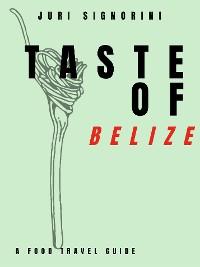 Cover Taste of... Belize