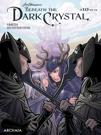 Cover Jim Henson's Beneath the Dark Crystal, Issue 10