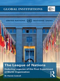 Cover League of Nations