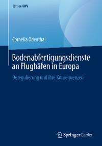 Cover Bodenabfertigungsdienste an Flughäfen in Europa