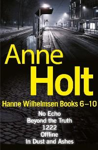 Cover Hanne Wilhelmsen Series Books 6-10