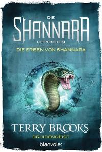 Cover Die Shannara-Chroniken: Die Erben von Shannara 2 - Druidengeist