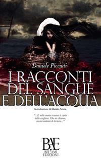 Cover I racconti del Sangue e dell'Acqua