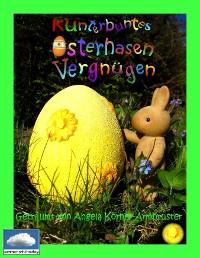 Cover Kunterbuntes Osterhasenvergnügen