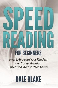 Cover Speed Reading For Beginners