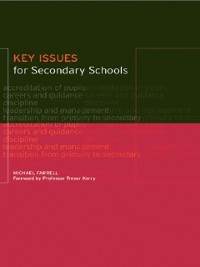 Cover Key Issues for Secondary Schools