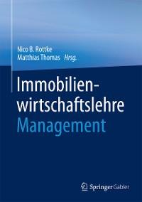 Cover Immobilienwirtschaftslehre - Management