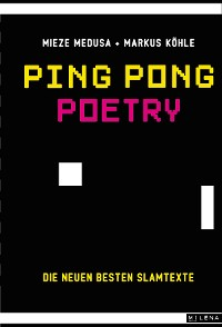 Cover Ping Pong Poetry