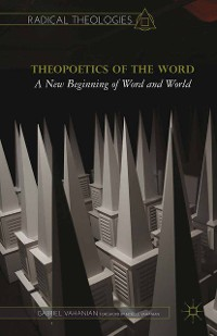 Cover Theopoetics of the Word