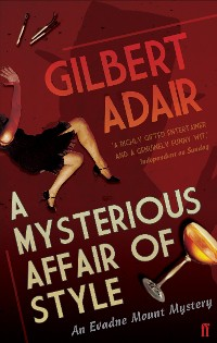 Cover A Mysterious Affair of Style